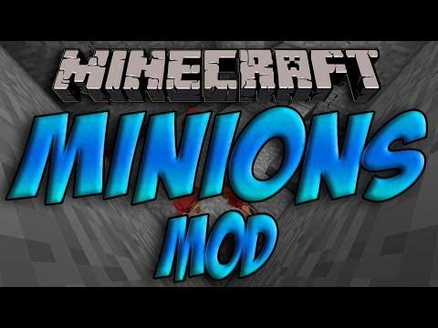 Minecraft 1.7.2 - Como Instalar MINIONS MOD - ESPAÑOL [HD] 1080p
