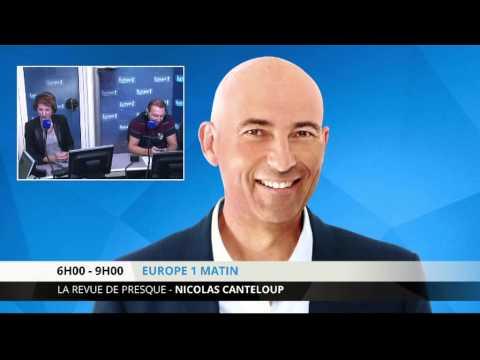 Nicolas Canteloup - C'est bien ici le François Hollande bashing ?