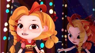 Сказочный патруль - Зазеркалье - Серия 12 - мультфильм о девочках-волшебницах