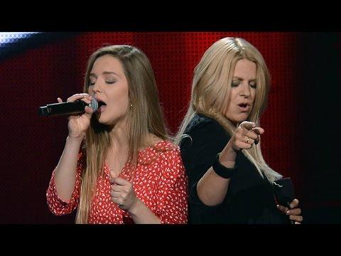 """The Voice of Poland VI - Anastazja Roskacz - """"The Power of Love"""" - Przesłuchania w ciemno"""