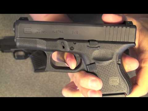 Springfield XDs first impressions vs S&W Shield. Glock 26 and XDm Compact