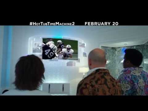 Hot Tub Time Machine 2 - Big Game Spot