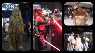 Star Wars Celebration 2016 / EPIC Cosplay