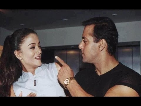 Aishwarya Rai And Salman Khan Love Photos video