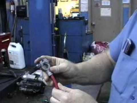 How To Replace Battery >> The Right Way to Replace a Battery Terminal - YouTube