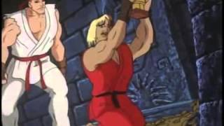 Street Fighter-Season 1, Episode 1: The Adventure Begins