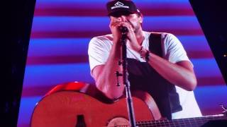 Luke Bryan Ford Field Detroit 10/29