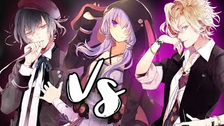 Nightcore VS [Love theme] xKat'ana, Kyo Nightcore, Esther
