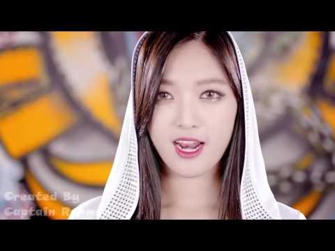 'kaliyon ka chaman' KOREAN VERSION  HD Video Mix   Captain Rahman Full HD