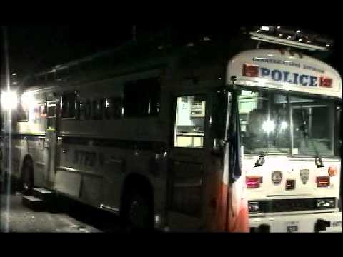 NYPD Hurricane Katrina Relief video