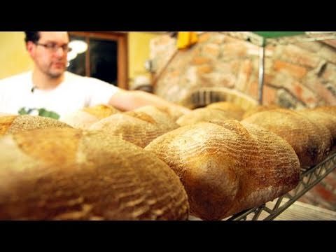 Secrets of Sourdough: Science on the SPOT