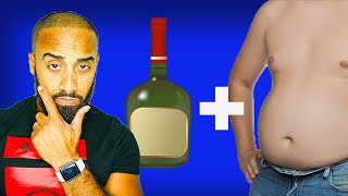 How alcohol affects your fat loss!