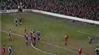Liverpool vs Brighton and Hove Albion 1983 5th Round FA Cup