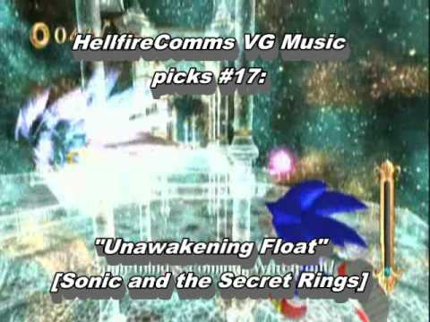 Misc Computer Games - SONIC AND THE SECRET RINGS - The Palace That Was Found Theme Of Evil Foundry