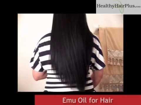 Emu Oil for Hair