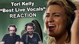 "Download Lagu ""Tori Kelly - Best Live Vocals"" Reaction Gratis STAFABAND"