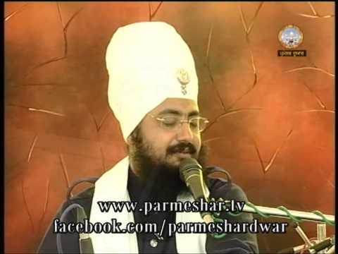 Visar Nahi Datar] (9-2-2013 Puranpur U.P.) Sant Baba Ranjit Singh Ji Dhadrian Wale