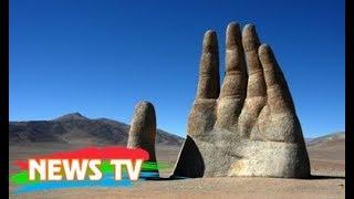 Bí ẩn 7 nền văn minh cổ đại bị chôn vùi dưới cát