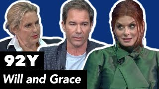 Will & Grace stars Debra Messing & Eric McCormack in conversation with Ali Wentworth