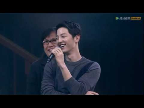 160611 송중기 Song Joong Ki Hong Kong Fan Meeting full 宋仲基香港粉丝见面会