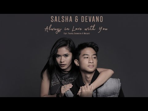 Download Salsha dan Devano - Always In Love With You   Clip Mp4 baru