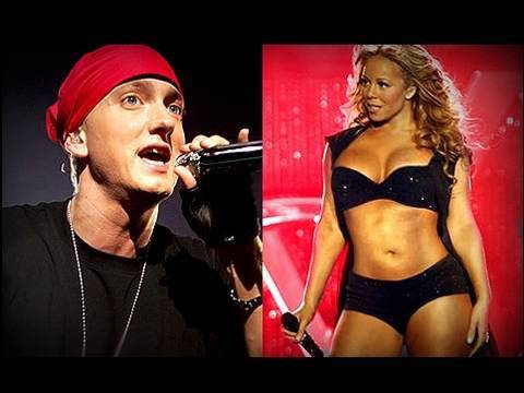 Eminem Disses Mariah Carey, 2Pac's Early Recordings & Crooked I Tattoo