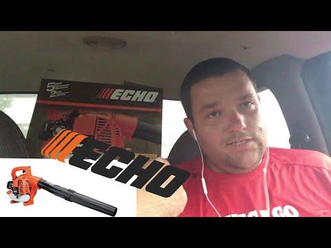 Echo PB-250LN Handheld Blower Review