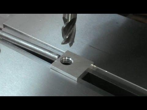 Технология фрезерования мелких деталей
