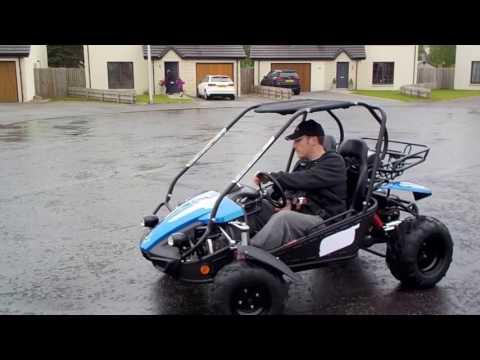 Hammerhead GTS 150 test drive
