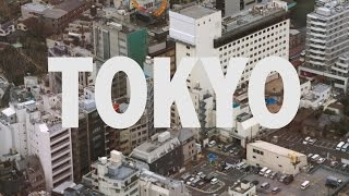 JAPAN IS AWESOME -- TOKYO