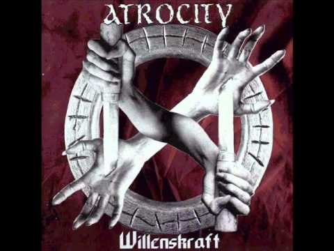 Atrocity - We Are Degeneration