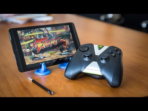 Tested In-Depth: Nvidia Shield Tablet