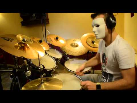 Hanno ucciso luomo ragno 883 drum cover by Gianluca Savina