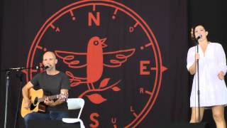 Moby South Side Acoustic At Wanderlust 2013