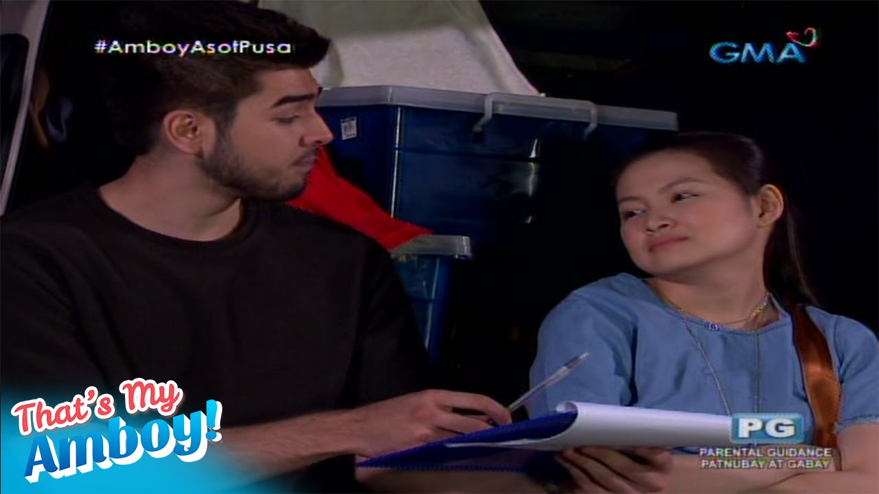 That's my Amboy: Maru, the personal assistant