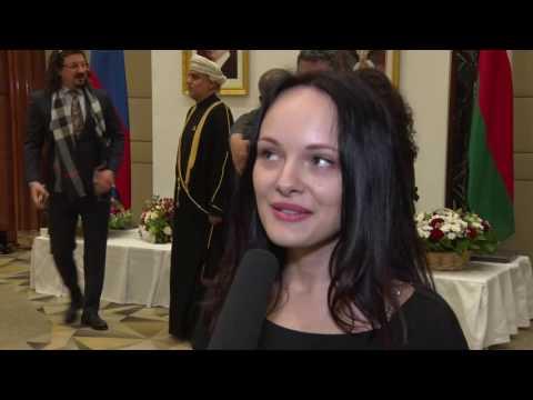 Татьяна Соломина - Оман красивая страна