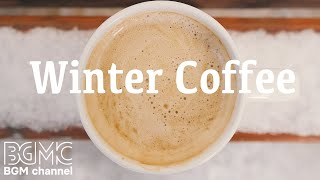 Winter Coffee - 4 Hours of Smooth Accordion Music Playlist for Relaxing Happy Chill Out