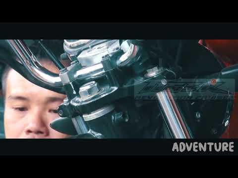 Honda Tiger Revo Pasang oil Cooler