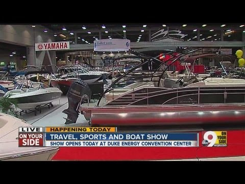 The Cincinnati Travel, Sports & Boat Show