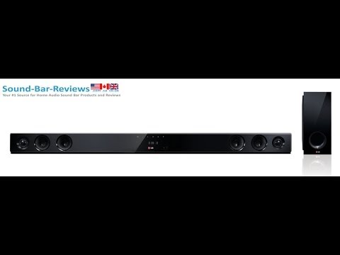 LG Electronics NBN36 280W 42 Inch Sound Bar