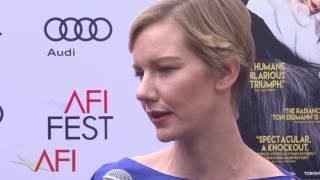TONI ERDMANN Red Carpet at AFI FEST 2016