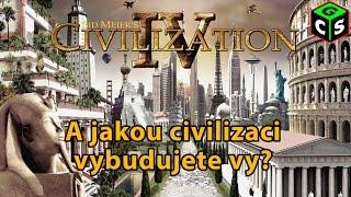 Sid Meier's Civilization IV - 1. díl - Představení hry [P]
