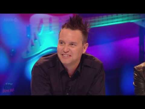 Mark Hoppus on Never Mind The Buzzcocks [Part 1/3]