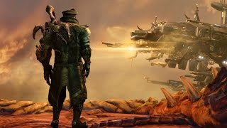 Infested Alexei Stukov: Kerrigan Infiltrates Skygeirr Research Station (Starcraft 2)