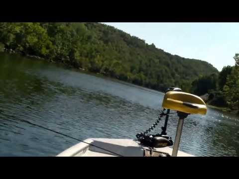 Branson Missouri Fishing Guide trip