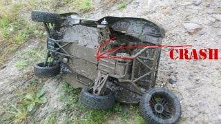 Traxxas Slash 2WD - PRASKLÝ DÍL,OPRAVA, LCG kit, RPM díly
