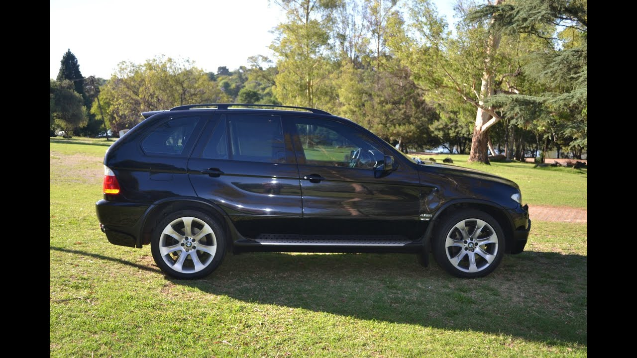 2006 Bmw X5 4 8 Is 2790 Youtube