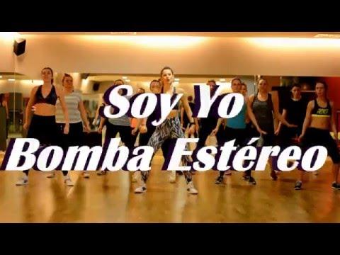 Soy Yo - Bomba Estéreo - Zumba Fitness with Natalia Danielczak
