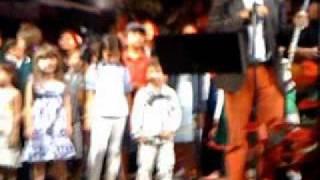 Din, Din, Din; Cantemos; Niño Criollo; Fuego al Cañón