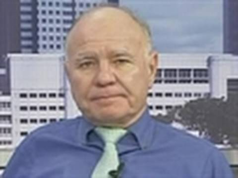 Marc Faber Says It's Time to Kick Greece Out of EU: Video